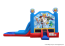 EZ Toy Story Combo Waterslide