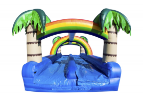 Tropical Dual Slip n Slide