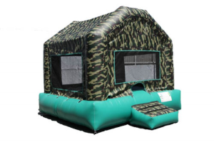 Camouflage Fun House