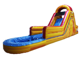 Fire Water Slide