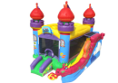 rent Enchanted Castle Inflatable Combo