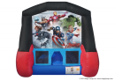 Marvel Avengers 50 Obstacle Waterslide